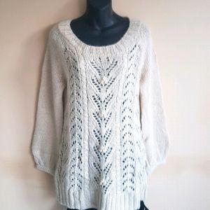 ❤H&M❤Beautiful Romantic Sweater
